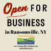 OPEN for Business Ransomville