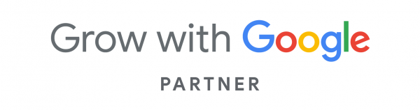 Grow with Google Partner logo